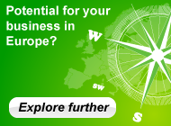 Potential for your business in Europe?